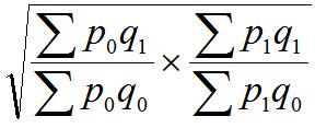Fišera ideālā formula fiziskā apjoma indeksam